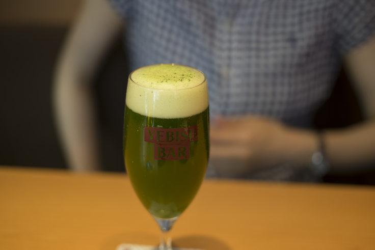 えびすビール抹里