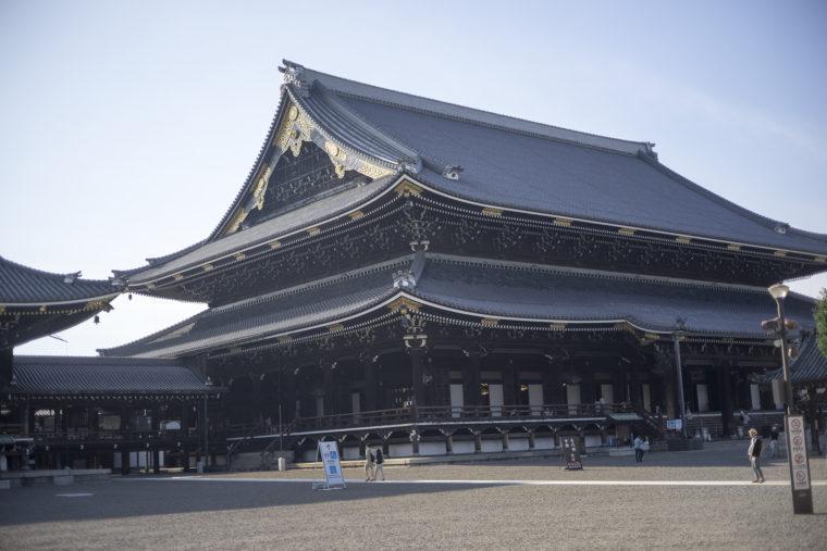 東本願寺2