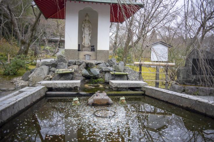 天龍寺愛の泉