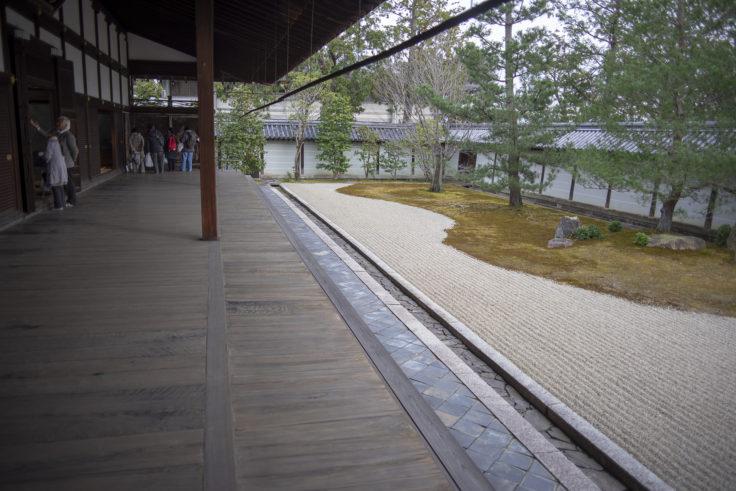 龍泉寺石庭