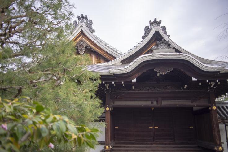 龍泉庵の外2
