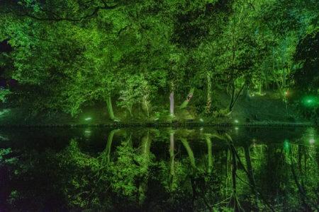 チームラボ栗林公園