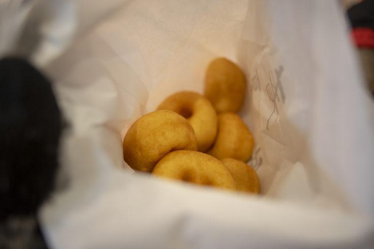 京とうふこんなもんじゃの豆乳ドーナツ
