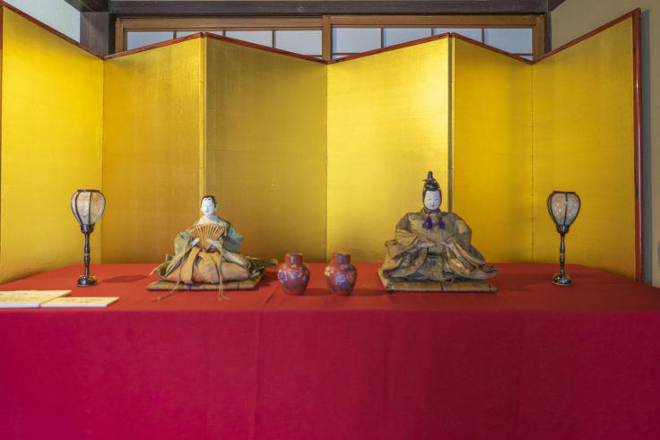 讃州井筒屋敷の「後の雛」「秋の雛」