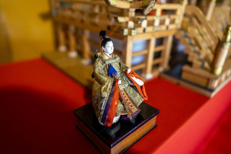 讃州井筒屋敷母屋のひな人形5