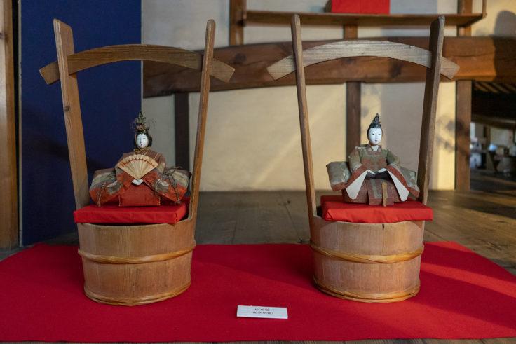讃州井筒屋敷母屋のひな人形9