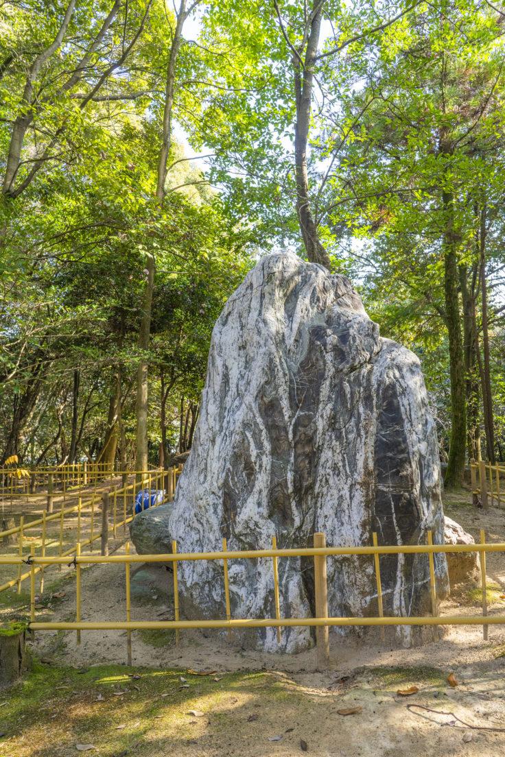 冠纓神社の地球新生神宮