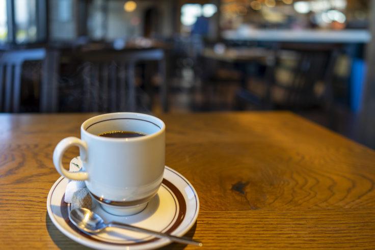 仏生山の森炭焼きコーヒー
