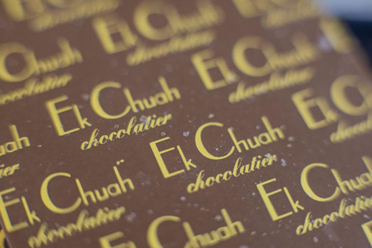エクチュアの塩チョコレートアップ