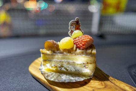 御菓子処木村のショートケーキ1