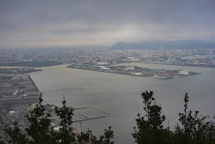 屋島から見たサンポート2