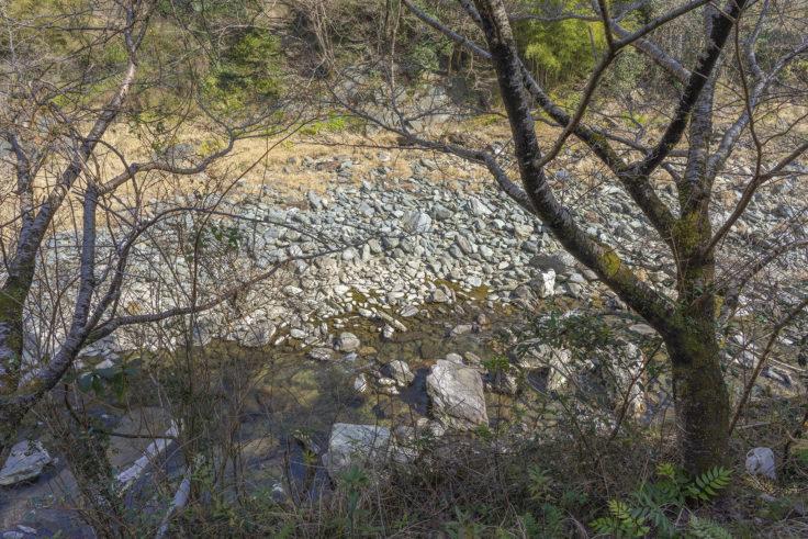 ふいご温泉の川田川2