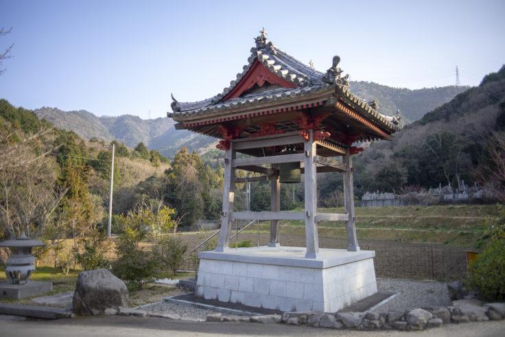 宝光寺の鐘