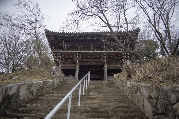 法然寺文殊楼