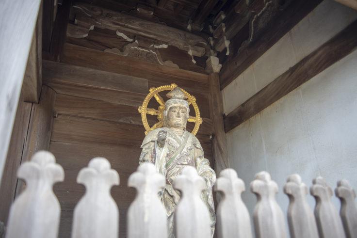 法然寺梵天・帝釈天1