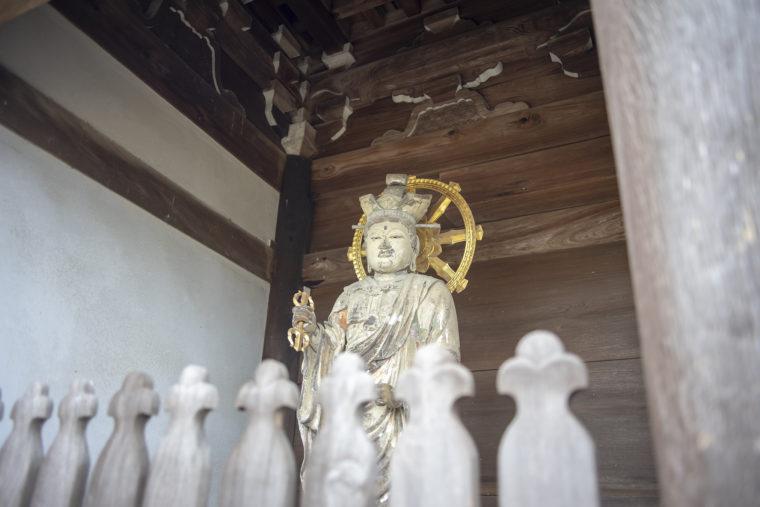 法然寺梵天・帝釈天2