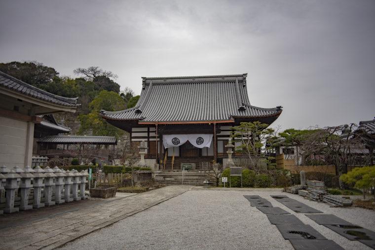 法然寺本堂