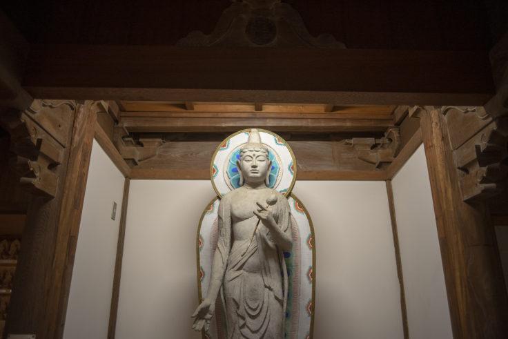 法然寺祖師堂内部3