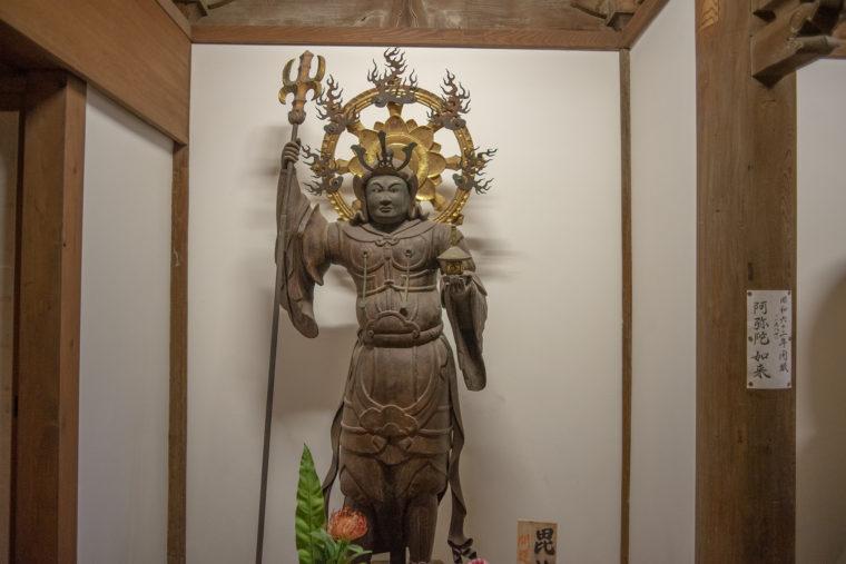 法然寺祖師堂内部4