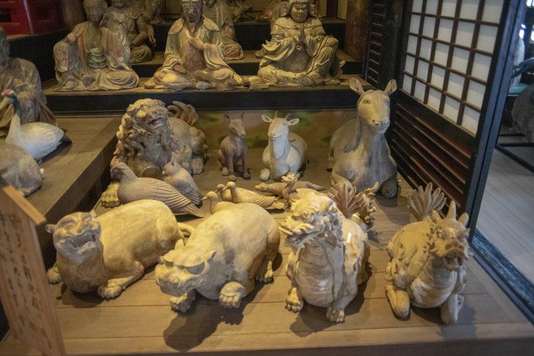 法然寺三仏堂の仏像たち2