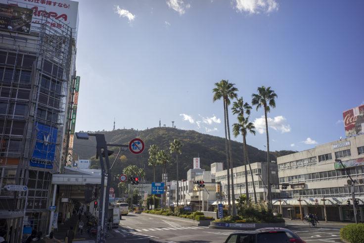 徳島駅周辺散策