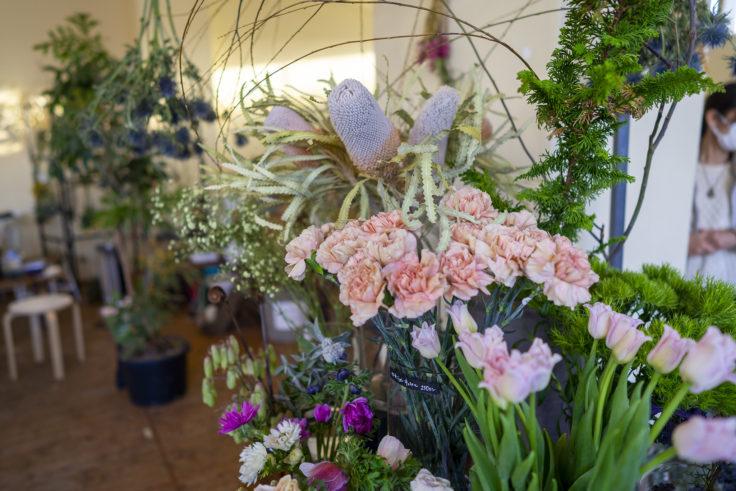bouffier la rue(ブフィエ・ラ・リュ)の花
