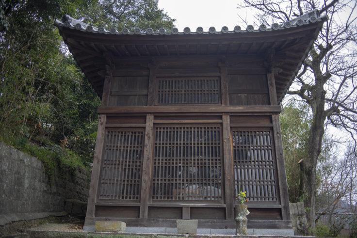 法然寺見返り地蔵堂