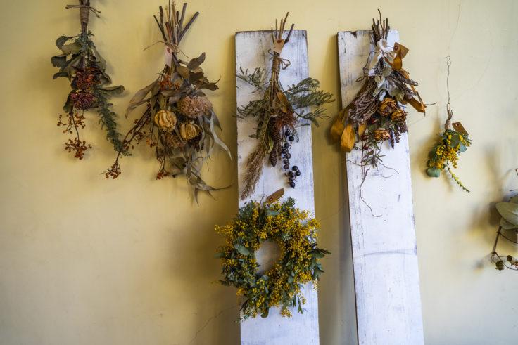 bouffier la rue(ブフィエ・ラ・リュ)の壁の花2