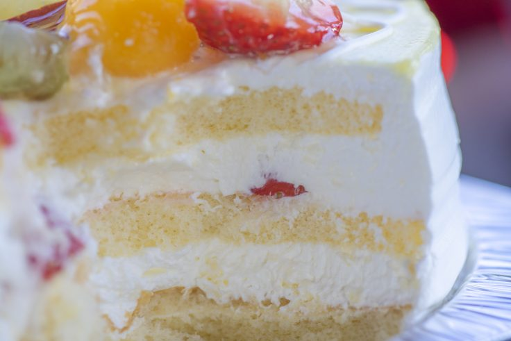ペルルの誕生日ケーキ3