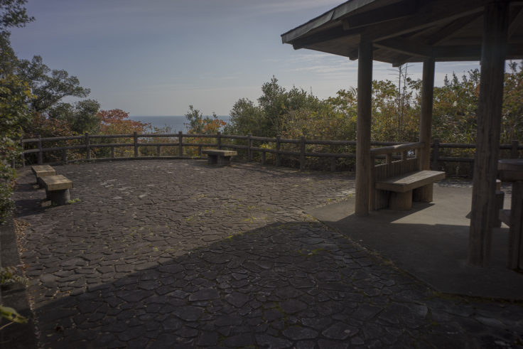 日峯大神子公園北望の広場