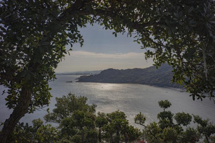 日峯大神子公園散策コースからの眺望2