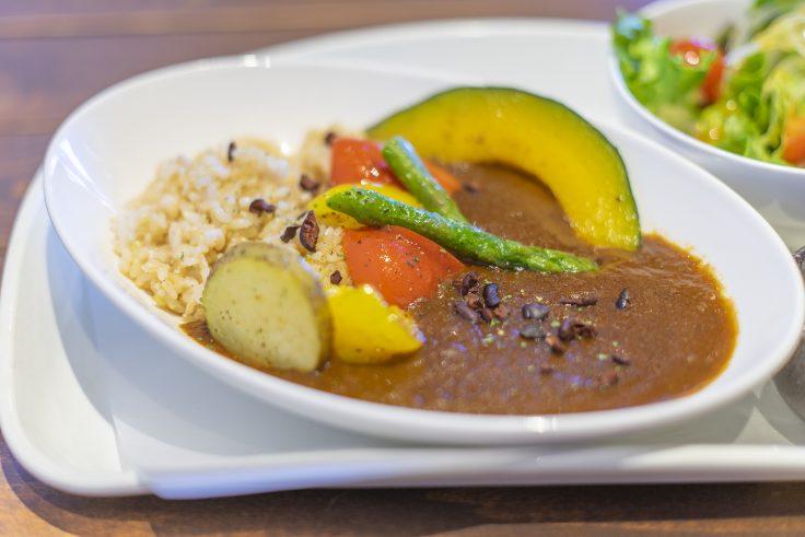 ジャラクの玄米カカオカレーアップ