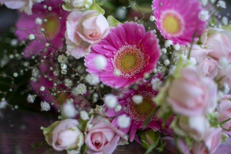 ガーベラの花束2