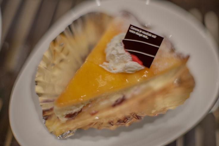 Ainaふろーりあんのりんごとチーズのタルト