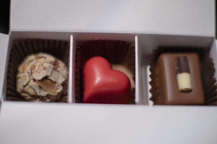 ラムールのチョコレート