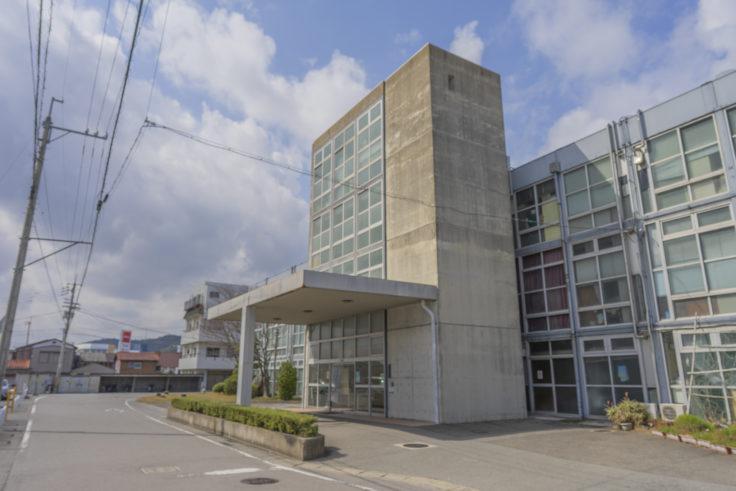 鳴門市庁舎裏側2