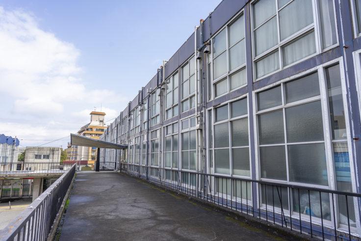 鳴門市庁舎2階斜め