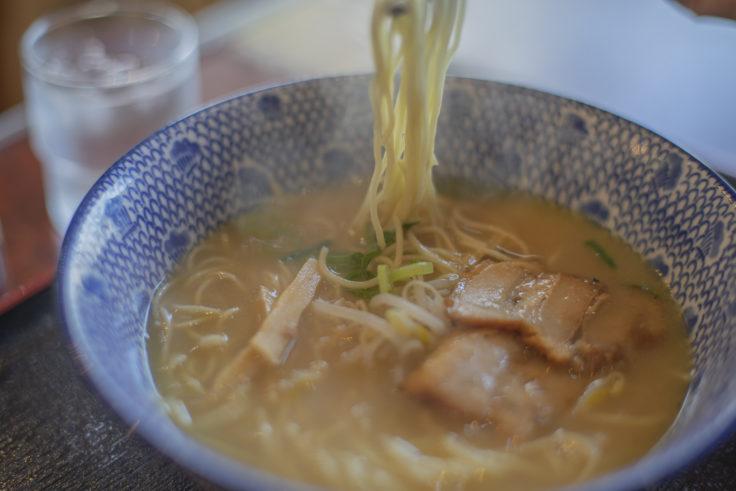 三八製麺所はじめのラーメンリフトアップ