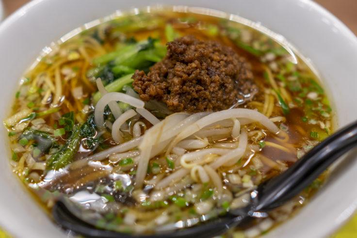 陳健一の担々麺