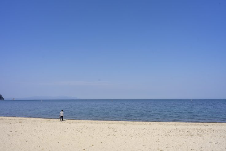 田の浦海岸