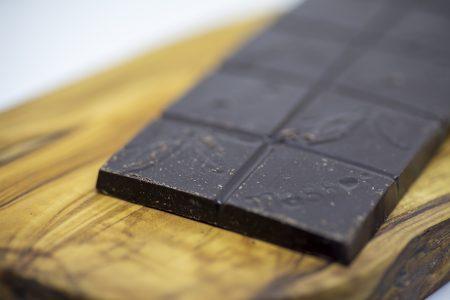 スローウォーターカフェ「マシュピの森のチョコレート」カルダモンと塩・カカオ65%