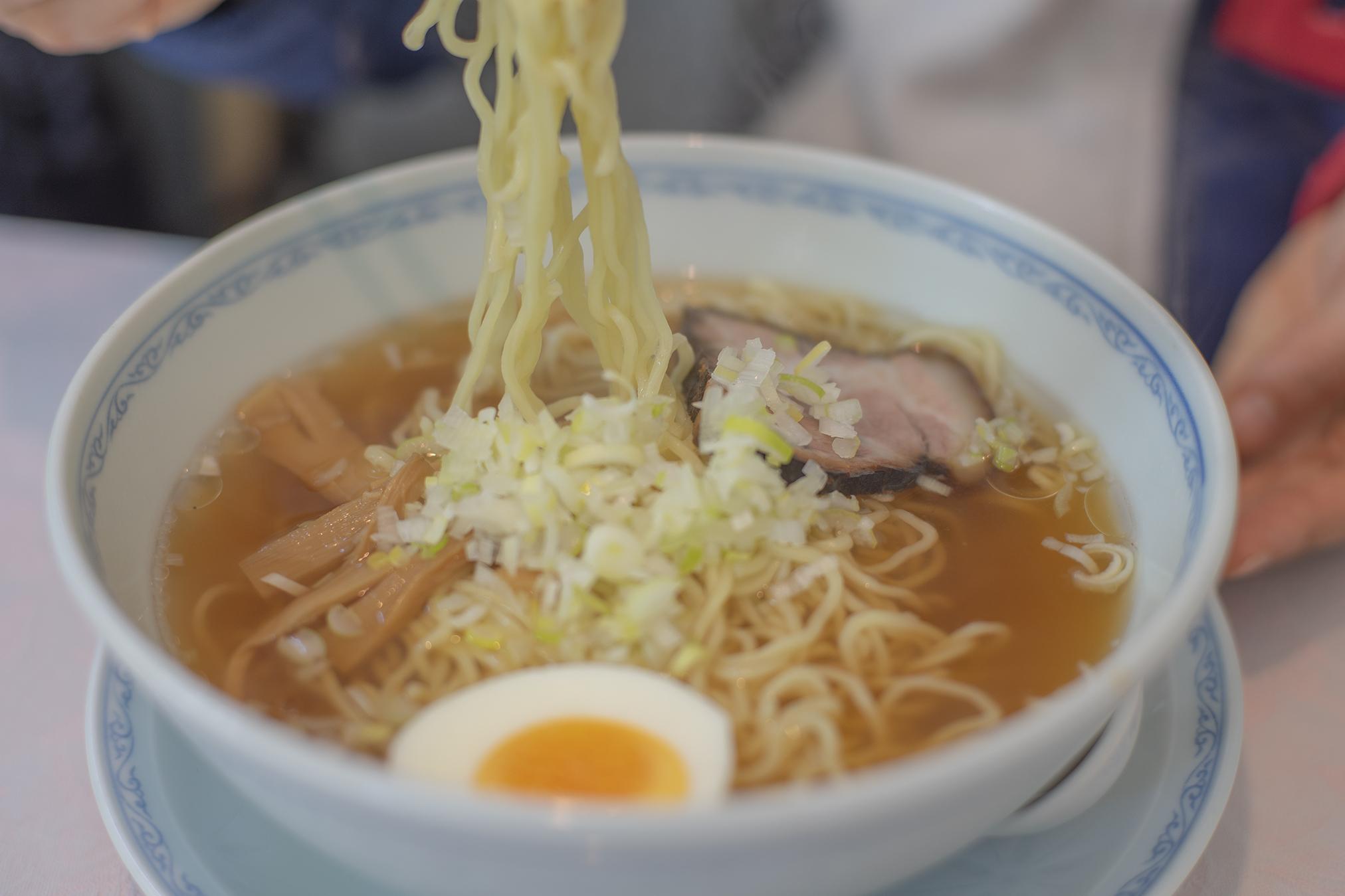 さぬき市「四川(Chinese Kitchen Shisen)」でモーニング「朝ラーメン」と「スープ餃子」