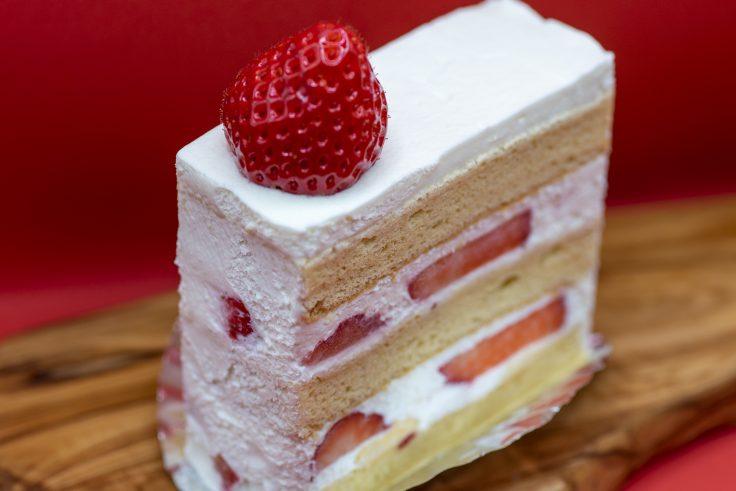 菓子屋キノシタのイチゴのショートケーキ