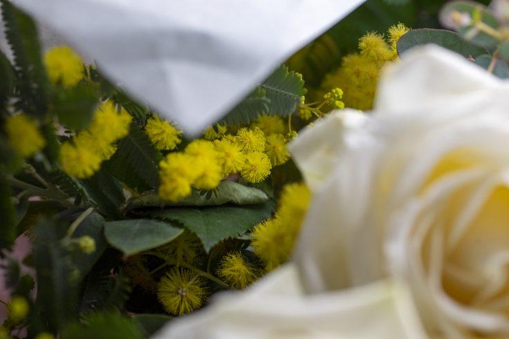 ミモザの花束2