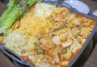 韓国料理双六のチーズダッカルビ