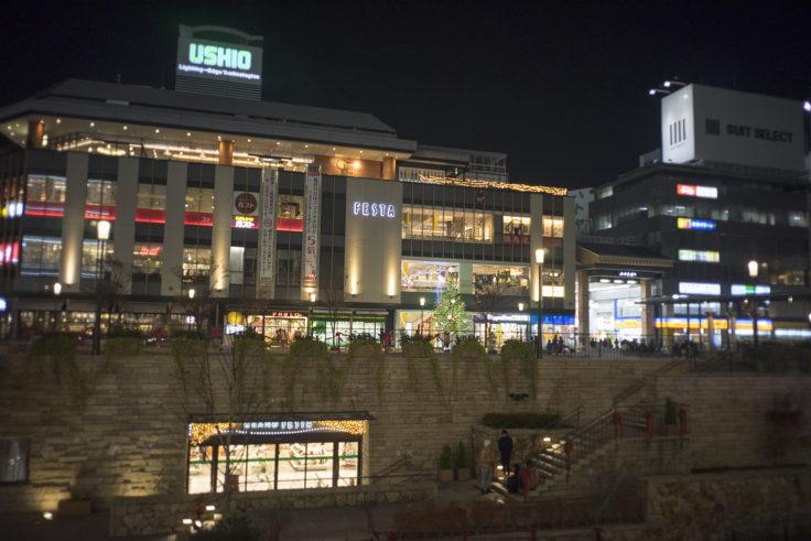 姫路フェスタ外観夜景