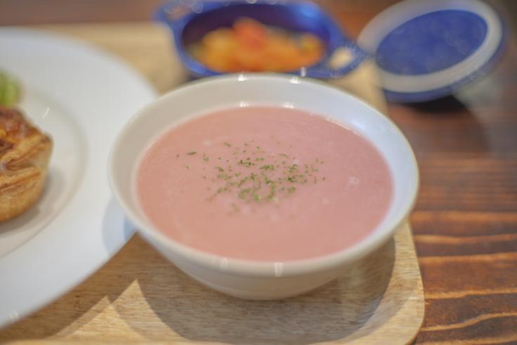 サンファソンの日替わりスープ