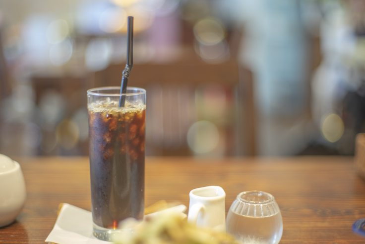 サンファソンのアイスコーヒー