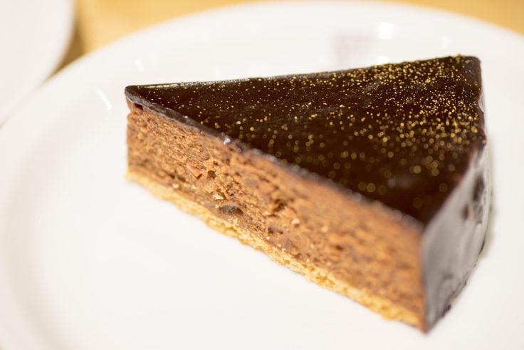 パブロのチョコレートケーキ