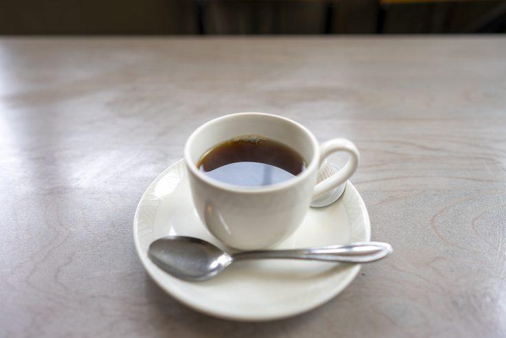 マドラスのコーヒー